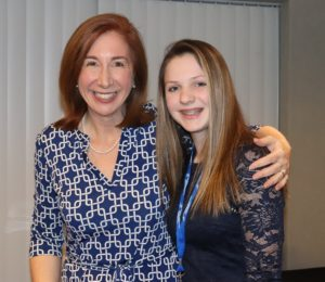 Laura T. Coffey (author of best-selling book, My Old Dog) and Daly Dodsworth